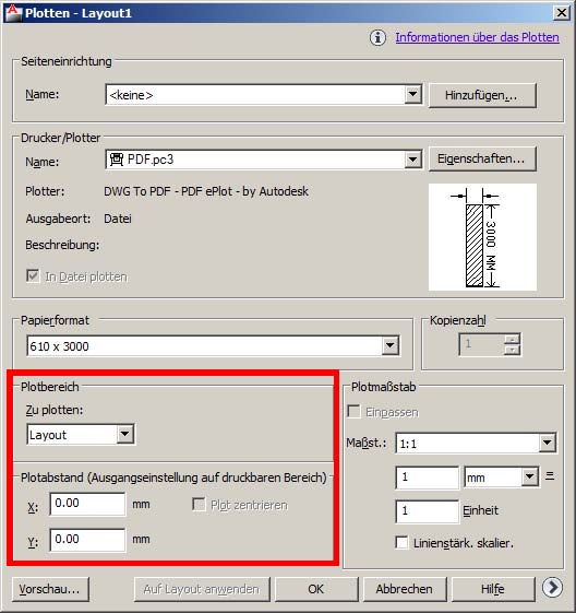 autocad publish to pdf problems