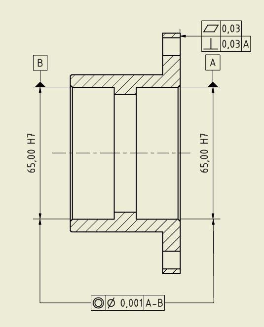 Form Und Lagetoleranzen Fertigungsgerechte