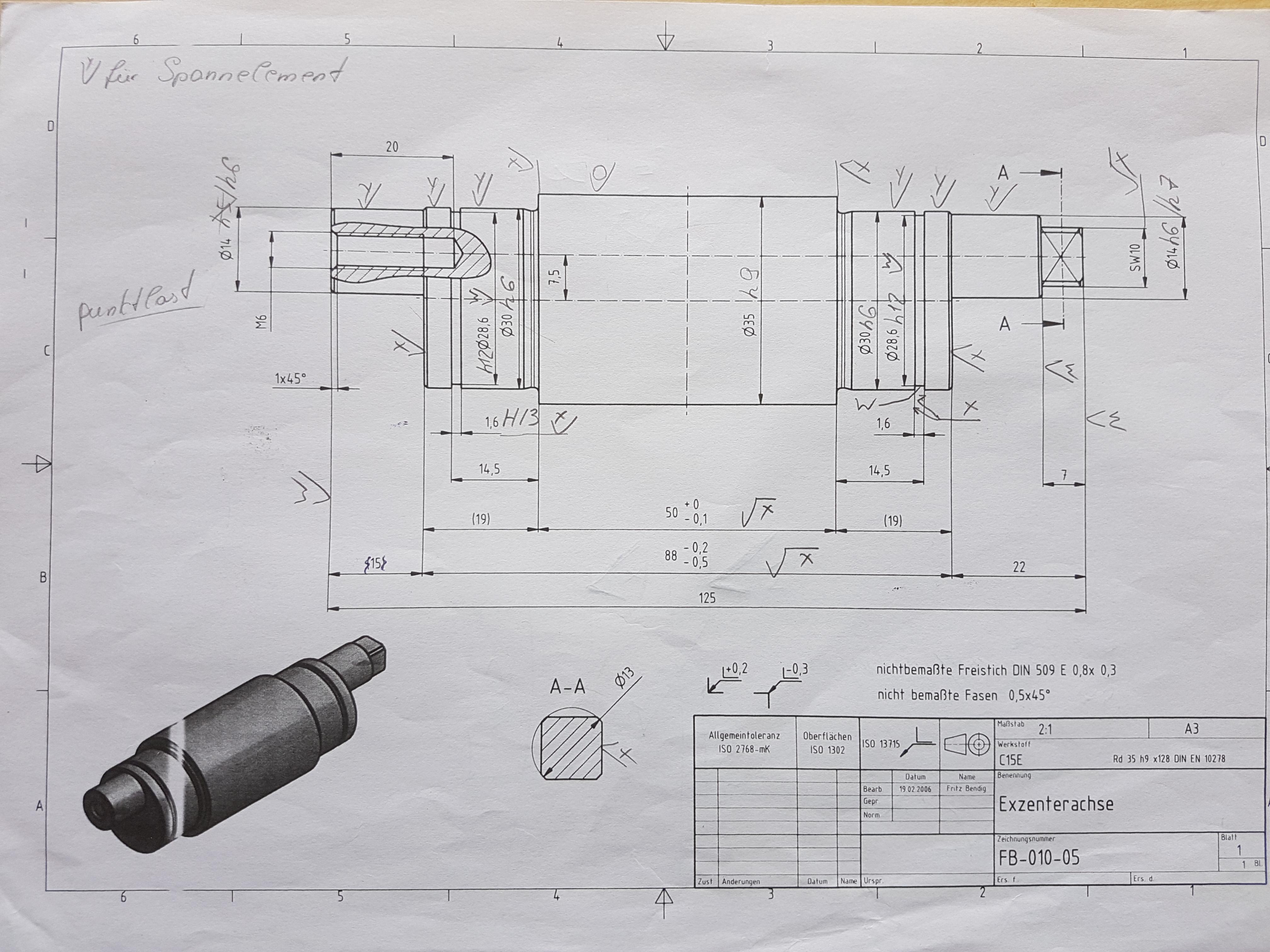 wellengenerator exzenterwelle autodesk inventor. Black Bedroom Furniture Sets. Home Design Ideas