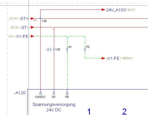 Klemmenplan Probleme (Elektrotechnik/EPLAN Electric P8) - Foren auf ...