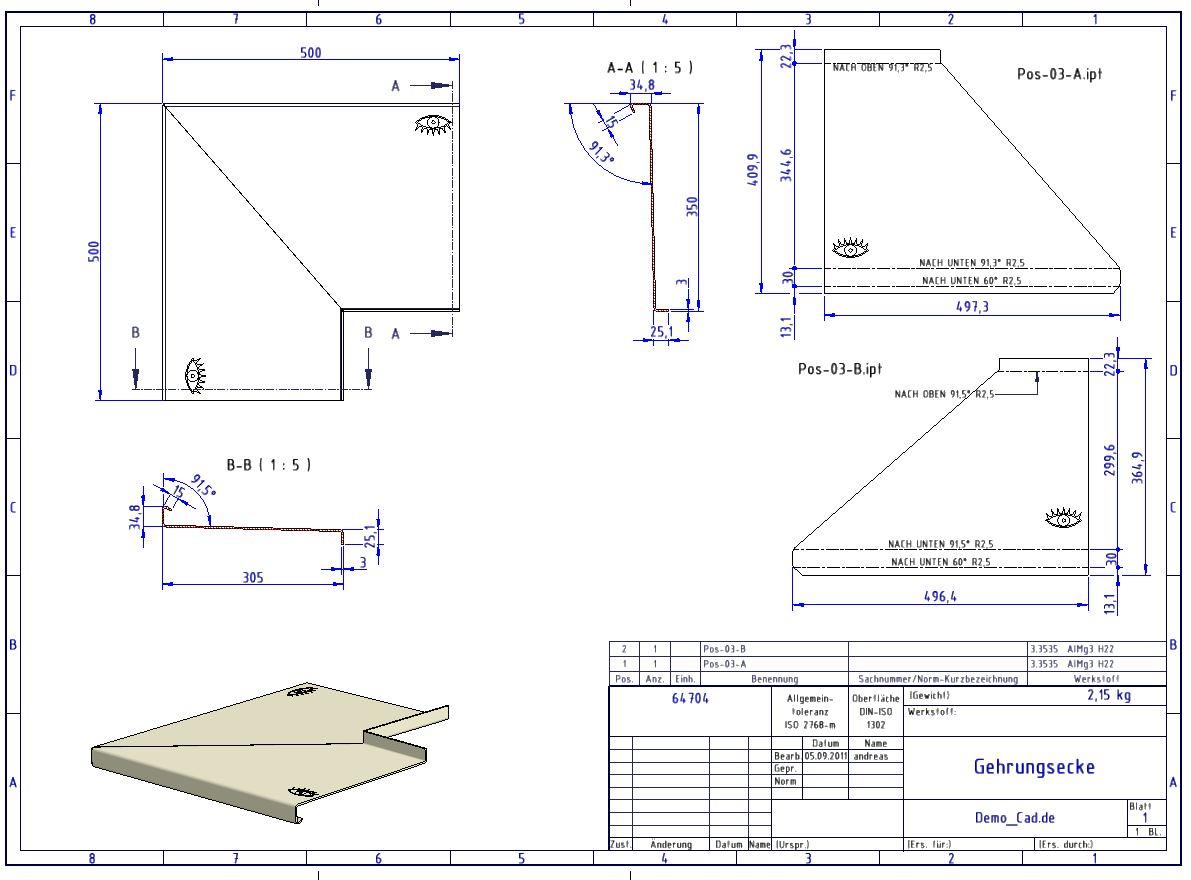 gehrungsschnitt bei ungleichschenkeligen l profilen wissenstransfer anlagen und maschinenbau. Black Bedroom Furniture Sets. Home Design Ideas