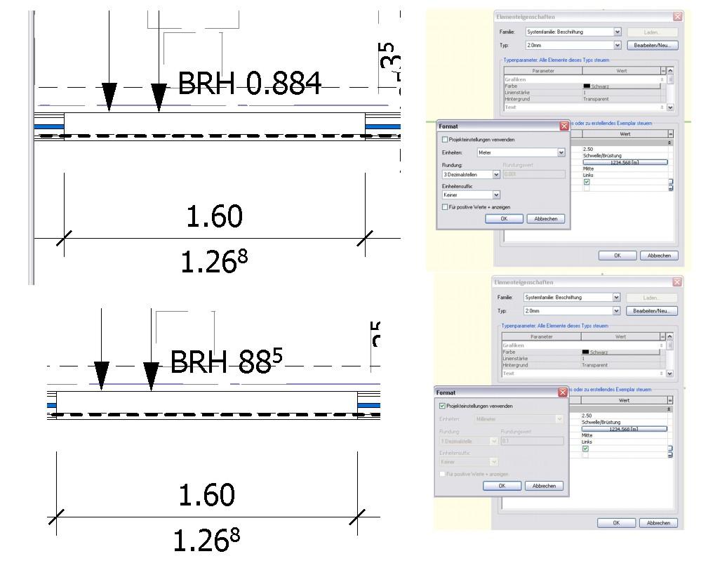 Gut bekannt Brüstungshöhen (Autodesk/Autodesk REVIT) - Foren auf CAD.de SA25