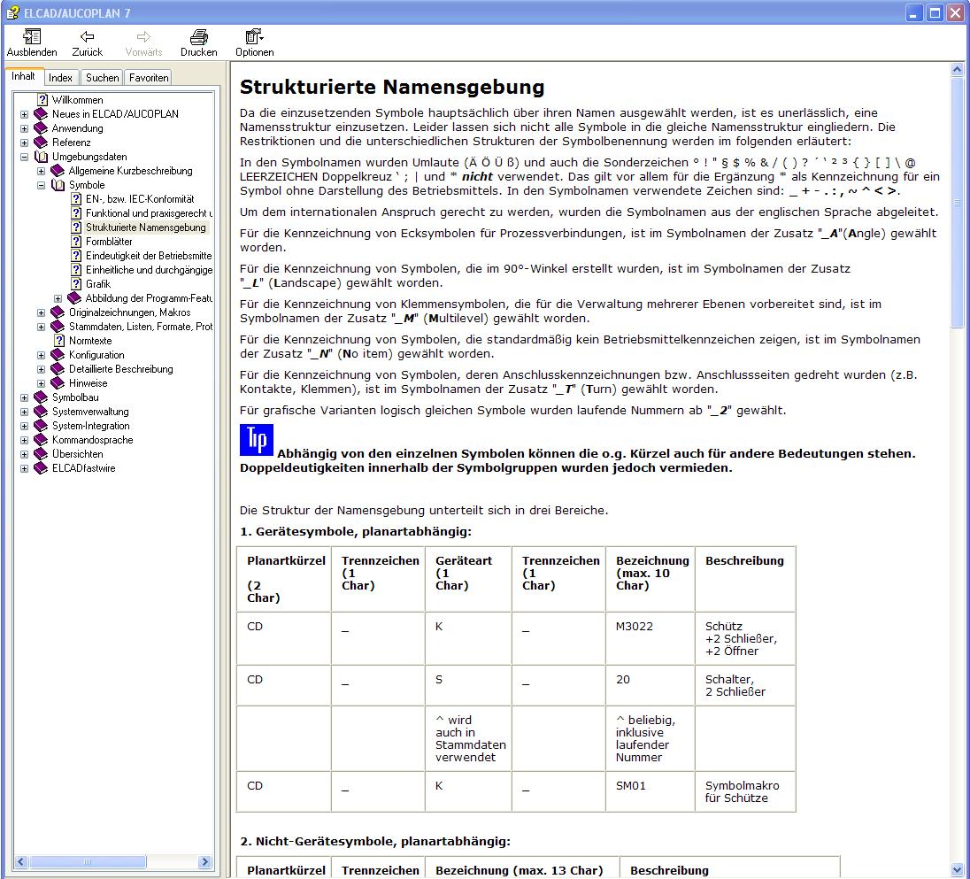 ELCAD 7.5 Symbole und Handbuch (Elektrotechnik/ELCAD) - Foren auf CAD.de