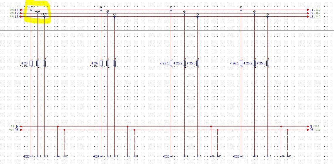Arbeiten mit sammelschienenanschl ssen elektrotechnik for Eplan login