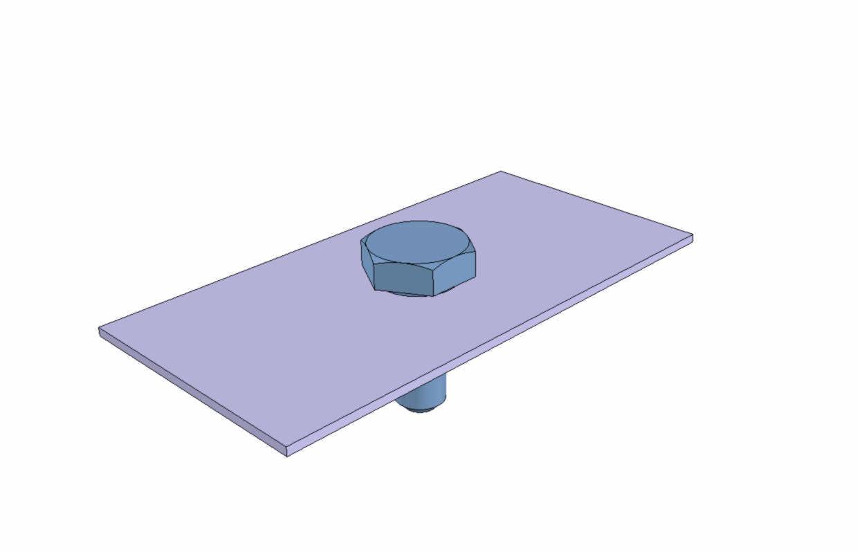 schraube in blech fixieren wissenstransfer anlagen und maschinenbau schweissen l ten kleben. Black Bedroom Furniture Sets. Home Design Ideas