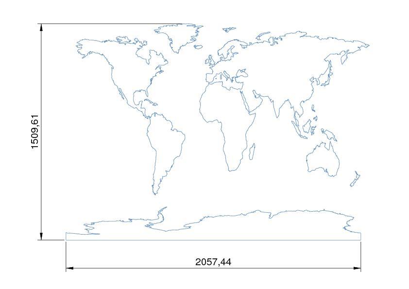 suche DXF Daten aller Kontinente unseres Globus (Autodesk/Rund um