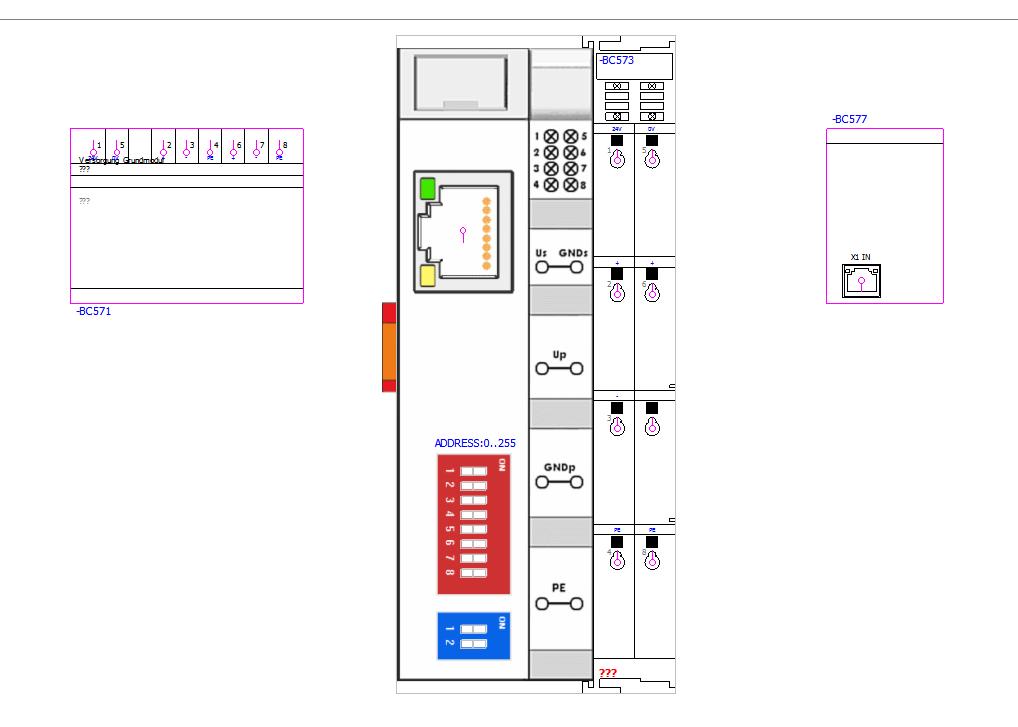 SPS Makro Beckhoff (Elektrotechnik/EPLAN Electric P8) - Foren auf CAD.de