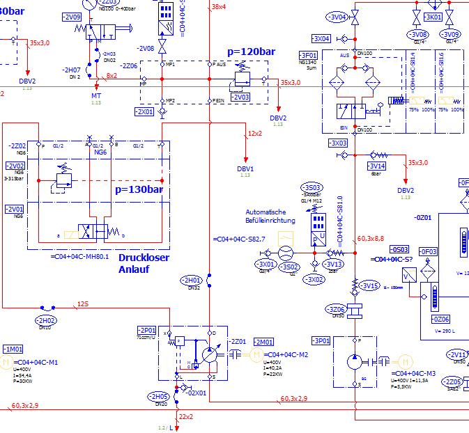 eplan fluid plan in schaltplan importieren elektrotechnik. Black Bedroom Furniture Sets. Home Design Ideas