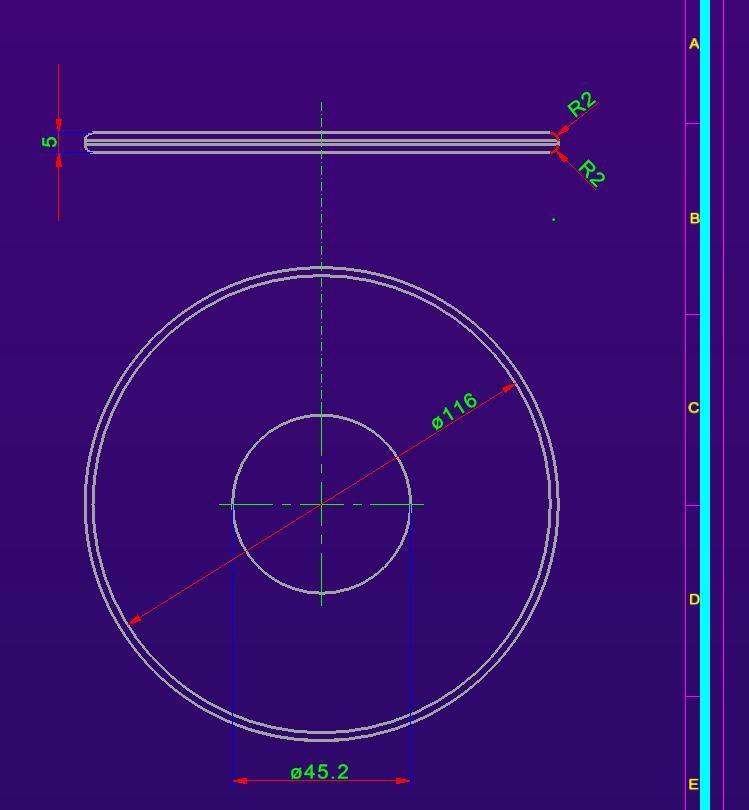 Keine Kreise im Arbeitsblatt (CAD sonstige/MegaCAD) - Lösung ...