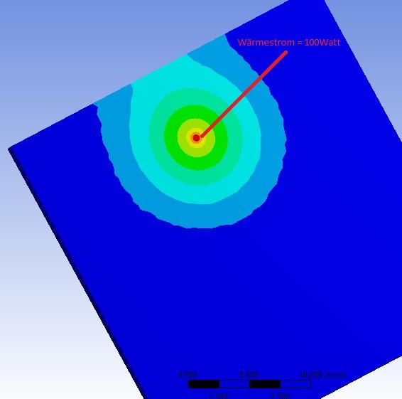 Richtige kopplung von thermischen randbedingungen fem for Fem randbedingungen