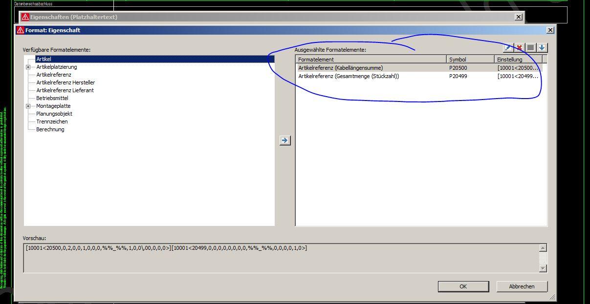 Längenangabe Litze (Elektrotechnik/EPLAN Electric P8) - Foren auf CAD.de
