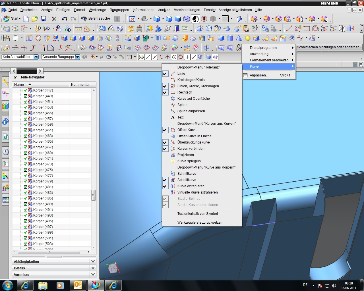 Unigraphics nx 8 tutorial Pdf free Download video From Youtube