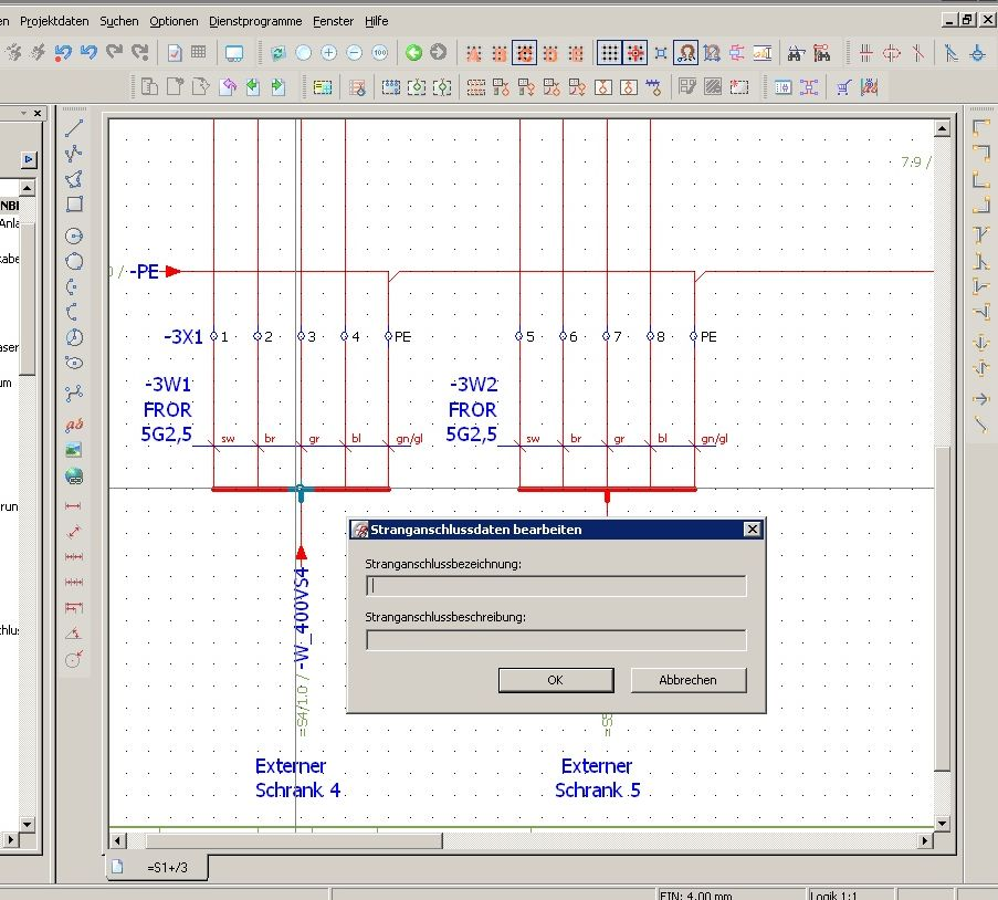 Nett Kabelplan Software Ideen - Die Besten Elektrischen Schaltplan ...