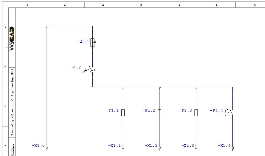 WS Cad 5.3 Einpolige Darstellung (Elektrotechnik/WSCAD V5.x ...
