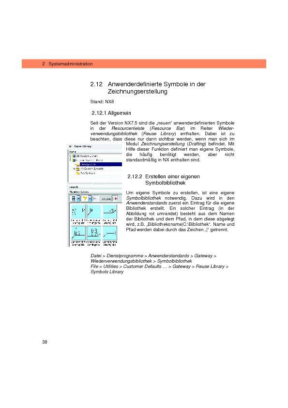 Symbol Bibliotheken Siemens Plm Softwarenx Foren Auf Cad
