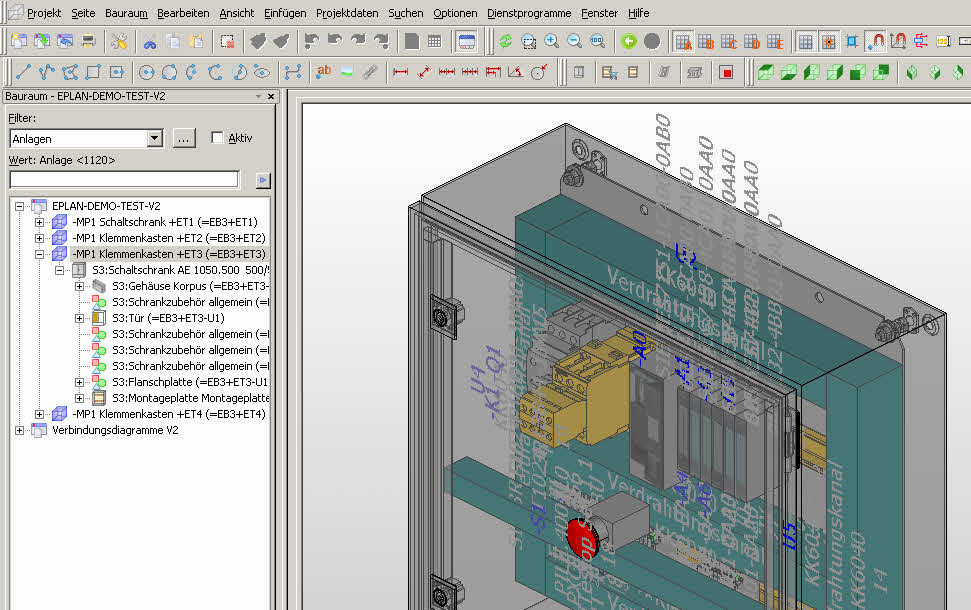 Pro Panel (Elektrotechnik/EPLAN Electric P8) - Foren auf CAD.de