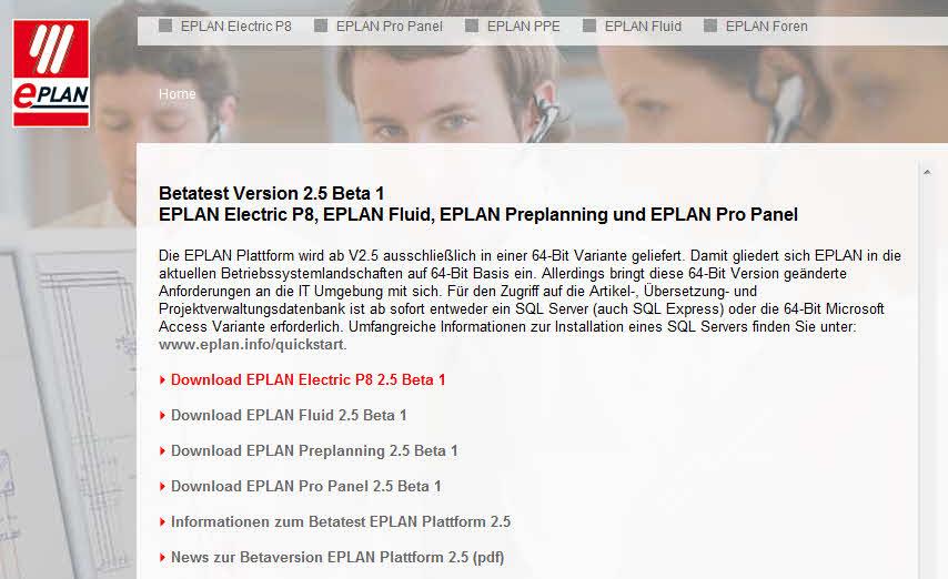 Zum Download - die neue Version 2 5 (Beta)    (Elektrotechnik/EPLAN
