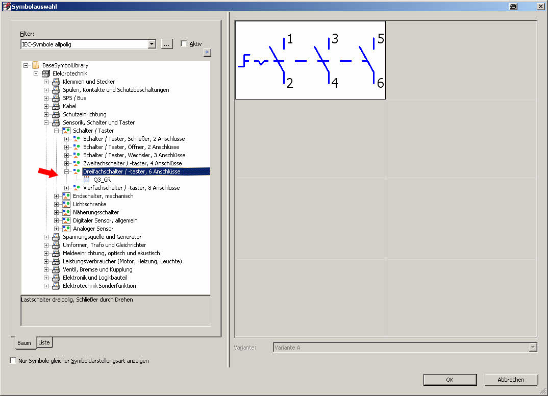 Funktionsdefinition (Elektrotechnik/EPLAN Electric P8) - Foren auf ...