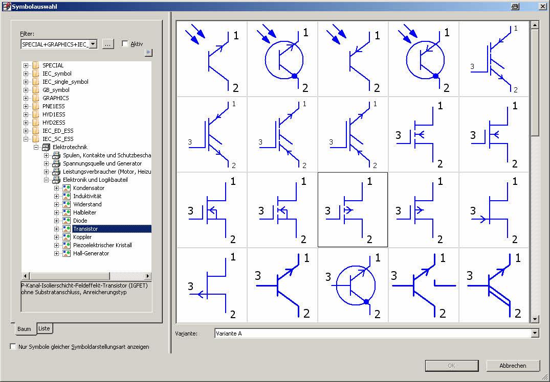 Symbolbibliothek erweitern (Elektrotechnik/EPLAN Electric P8 ...