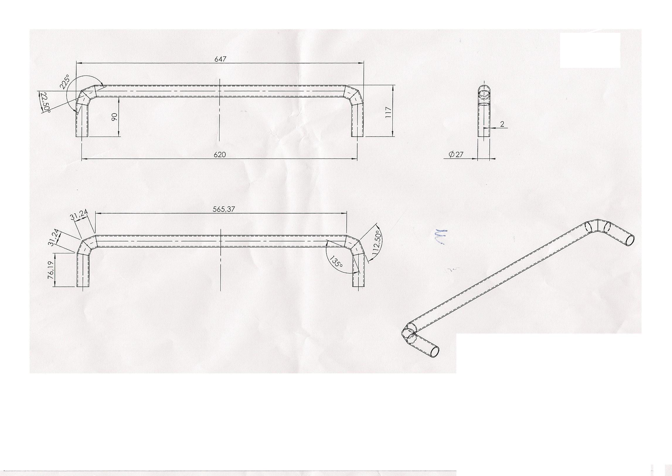 Gut bekannt Rohr biegen (DS SolidWorks/SolidWorks) - Foren auf CAD.de LD89