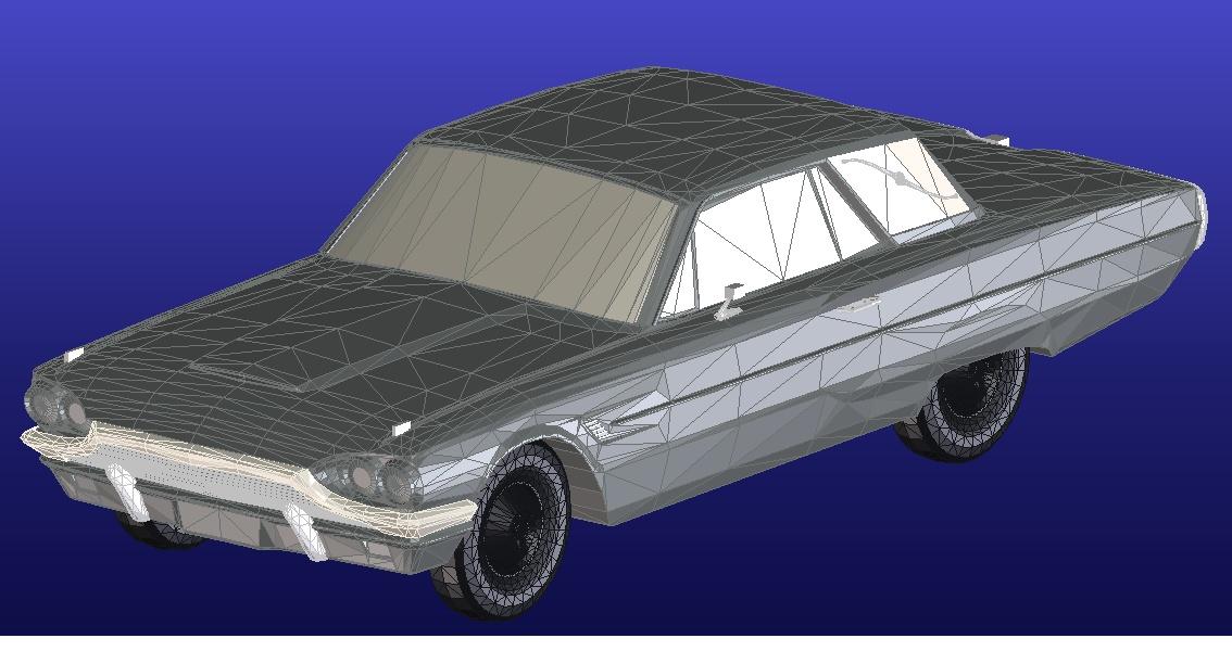 3d modell von autos gesucht ptc engineering solutions ptc creo elements direct modeling. Black Bedroom Furniture Sets. Home Design Ideas