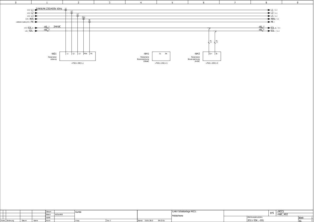 Berühmt Beispiel Schaltplan Ideen - Der Schaltplan - triangre.info