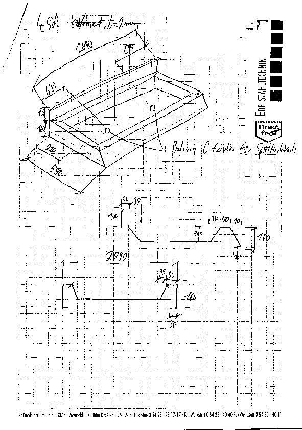 Zeitaufwand Konstruktion Waschbecken Autodesk Inventor Losung