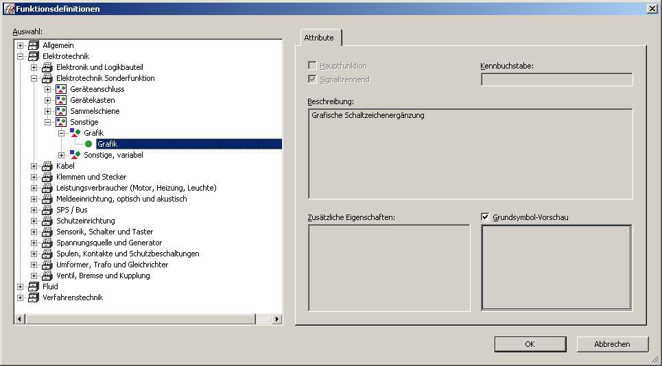 Drucktaster Baugruppe Funktionsschablone (Elektrotechnik/EPLAN ...