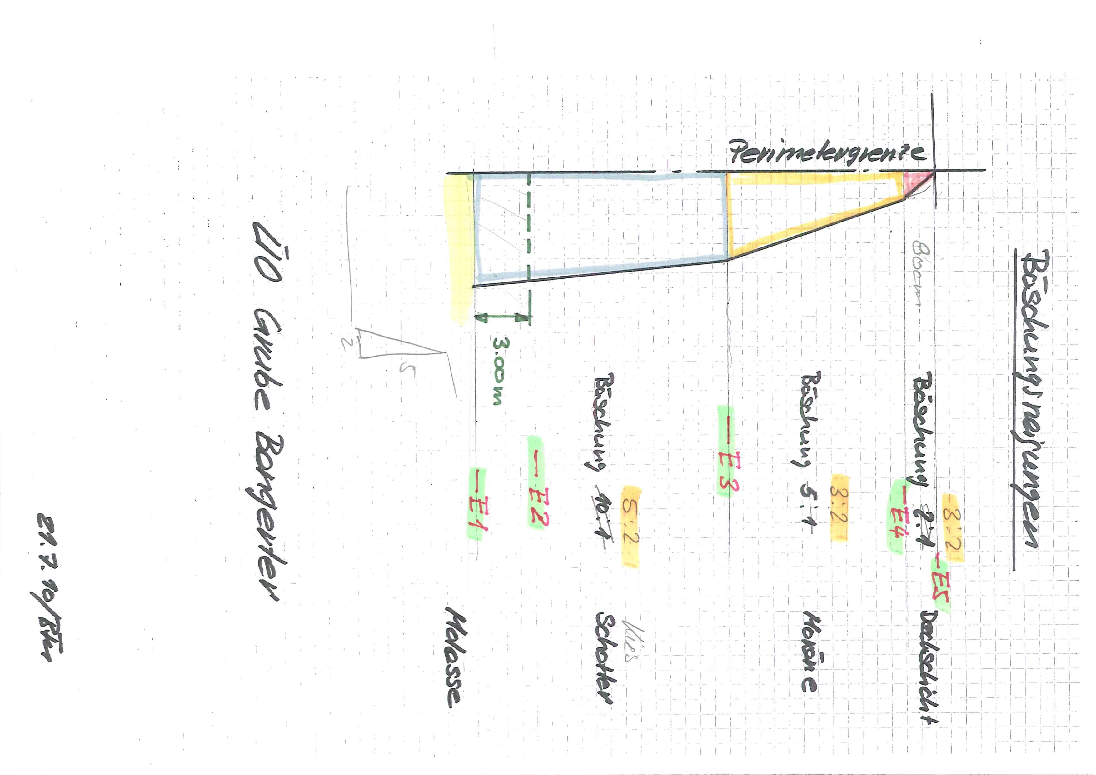 volumen berechnen mit b schungen autodesk autocad civil. Black Bedroom Furniture Sets. Home Design Ideas