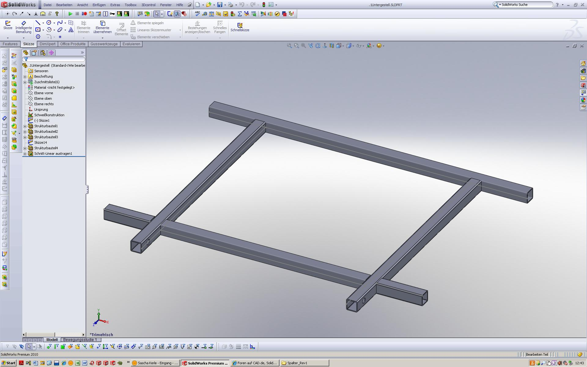 Fantastisch Solidworks Rahmen Design Fotos - Bilderrahmen Ideen ...