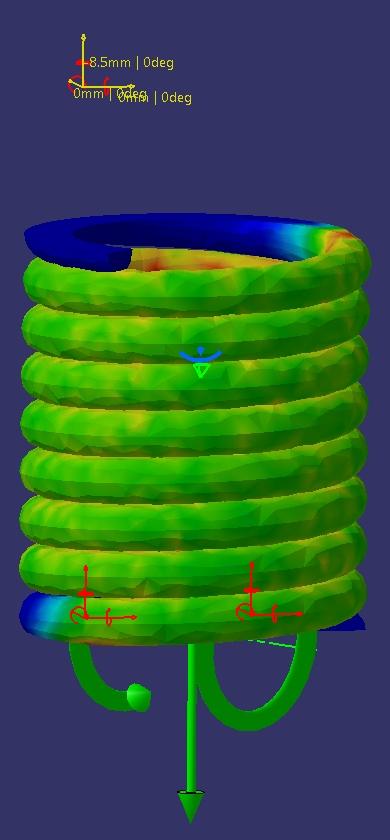 Federrate schraubendruckfeder berechnen dassault systemes for Resultierende kraft berechnen