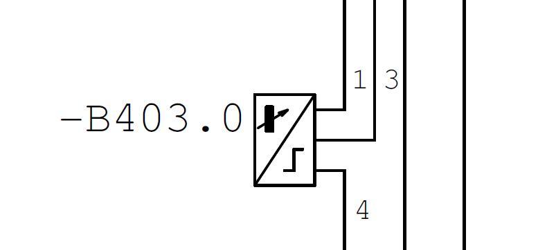 suche ein symbol f u00fcr ini  elektrotechnik  eplan electric p8