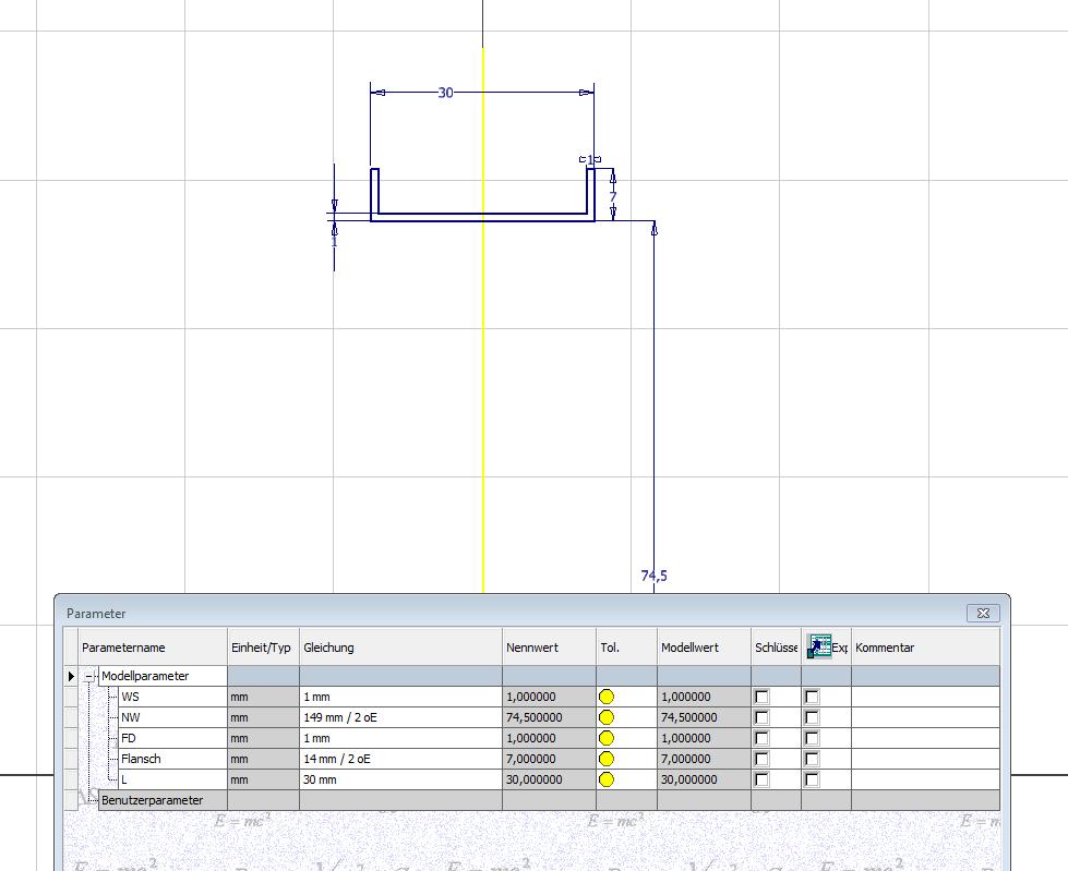 Strukturprofil] ohne Extrosion erstellen (Autodesk/Inventor) - AUGCE.de