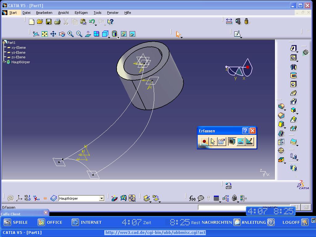 dassault systemes catia v5 tutorial pdf